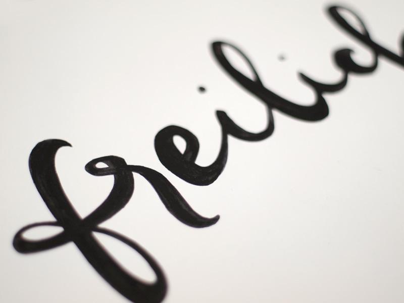 Freilich logo closeup